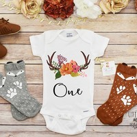 Boho Birthday Outfit, First Birthday Outfit Girl