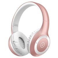 ONETOW AutumnFall Wireless Bluetooth Headphones with Active Noise Cancelling (Rose Gold)