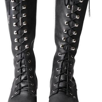 Your Highness Leather | BOOTS [PREORDER]