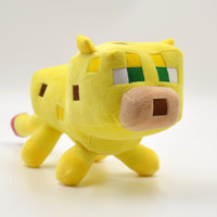 2014new high quality minecraft JJ Plush toy ,Even cooly creeper JJ dolls Classic Toys Popular gifts hot sale promotion