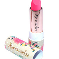 Intense Colour Lipstick Love Struck | Pink | Accessorize