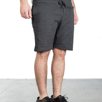 Trainer Knit Short - Black