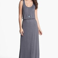 Socialite Knit Racerback Maxi Dress (Juniors) (Online Only) | Nordstrom