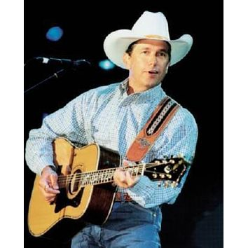 George Strait Poster 24in x 36in