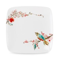 Simply Fine Lenox® Chirp 8 1/2-Inch Square Accent Plate
