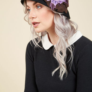 Here, There, and Every Era Hat | Mod Retro Vintage Hats | ModCloth.com