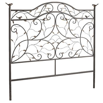 Perched Bird Queen Headboard From Pier 1 Imports Home