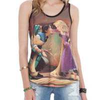 Disney Tangled Tied Up Girls Tank Top