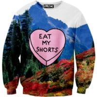 ☮♡ Eat My Shorts Sweater ✞☆