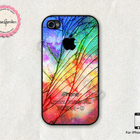 Cracked Out iPhone 4 Case, iPhone 4s Case, iPhone Case, iPhone Hard Case, iPhone 4 Cover, iPhone 4s Cover