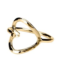 Adina by Adina Reyter Heart Ring