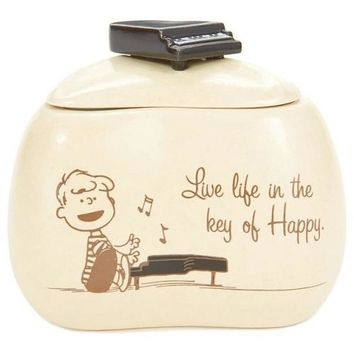 Peanuts® Schroeder Piano Treasure Box, 4""