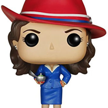 Funko POP Marvel: Agent Carter Action Figure