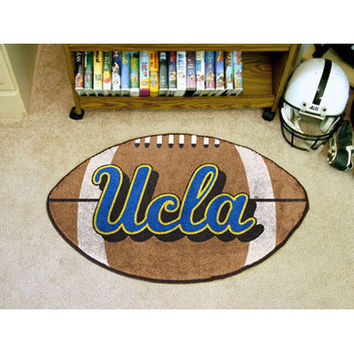 "Fan Mats Ucla Football Rug 22""X35"""