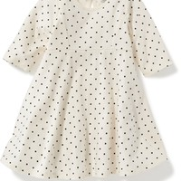 Fit & Flare Polka-Dot Dress for Baby | Old Navy
