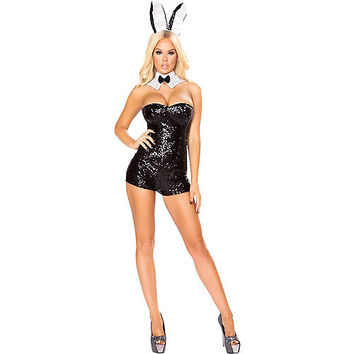 Womens Sexy Bunny Costume