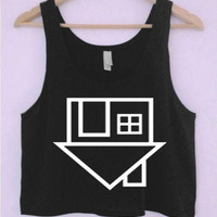 The Neighbourhood Crop-Top/Crop-Tank