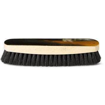 Horn and Boar Bristle Brush