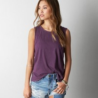 AEO SLEEVELESS MUSCLE T-SHIRT