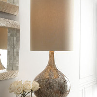 "John-Richard Collection - ""Drip Glaze"" Lamp - Horchow"