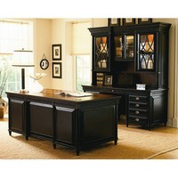Lansford Park Parkridge Standard Desk Office Suite
