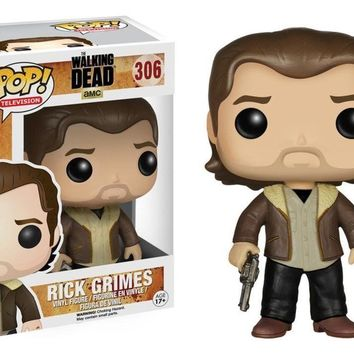 Rick Grimes Season 5 Walking Dead Pop! Vinyl Figure #306