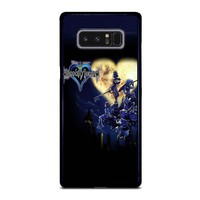 KINGDOM HEARTS Samsung Galaxy Note 8 Case Cover