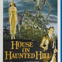 House On Haunted Hill Movie Poster 24inx36in