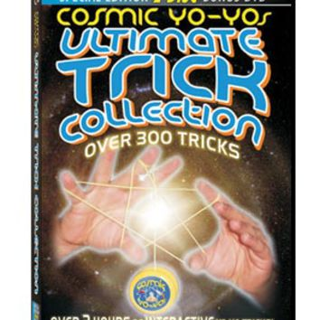Cosmic Yo-yos Ultimate Trick Collection