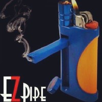 EZ Pipe EzPipe Discreet Tobacco All in One Lighter Secret Pipe