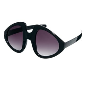 Jeepers Peepers Carla Sunglasses - Black