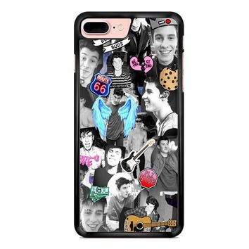 Shawn Mendes Collage 2 1 iPhone 7 Plus Case