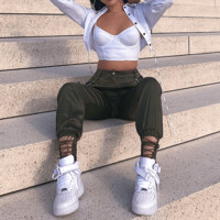Kendall Cargo Joggers