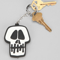 Stussy Skull Light Keychain - Urban Outfitters