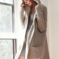 Sweet Indulgence Oversized Knit Cardigan
