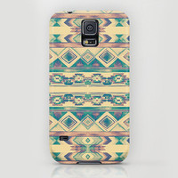 Samsung Galaxy S5 Galaxy S4 Apple iPhone 5 iphone 5s iphone 5c iphone 4 iphone 4s iPhone 3 Phone Case. Ethnic Aztec Tribal Pattern