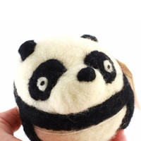 Wool You Be My Friend DIY Panda Kit