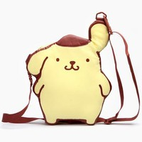 Purin Shoulder Bag: Diecut