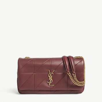 SAINT LAURENT Jamie monogram leather shoulder bag