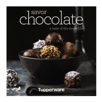 Tupperware | Savor Chocolate Recipe Booklet