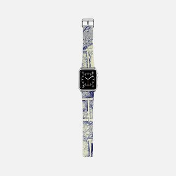 Cracks Begin to Show Apple Watch Band (38mm) by Bunhugger Design | Casetify