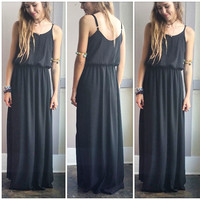 A Black Mermaid Maxi