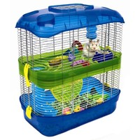 Carefresh Complete 2-Story Hamster Cage Kit