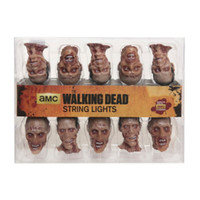 The Walking Dead Walkers String Lights