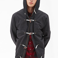 Toggle Button Utility Jacket