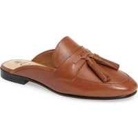 Sam Edelman Paris Backless Tassel Loafer (Women) | Nordstrom