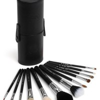 Sigma 12 Brush kit - Make Me Classy - Black, 12 brush kit, sigma 12 brush kit, sigma beauty 12 brush kit, sigma 12 brush make me classy kit