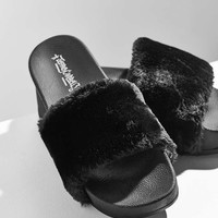 Jeffrey Campbell Lucky Me Platform Slide - Urban Outfitters