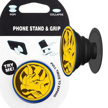Power Rangers Blue Ranger (Triceratops) Phone Stand & Grip