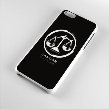 Divergent Candor The Honest Black White iPhone 5c Case